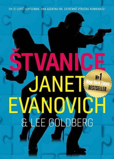 Evanovich Janet, Goldberg Lee,: Štvanice