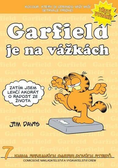 Davis Jim: Garfield je na vážkách (č.7) - 3.vydání