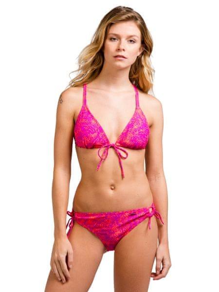 Protest dámské plavky Alexandra XS růžová
