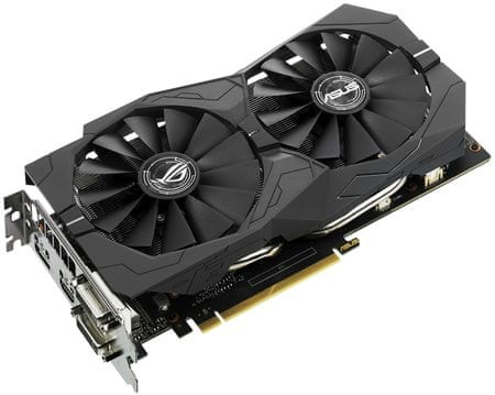 Asus GeForce GTX 1050 STRIX-GTX1050-2G-GAMING, 2GB GDDR5 (90YV0AD1-M0NA00)