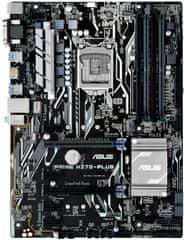 Asus matična MB Prime plošča H270-Plus, LGA 1151, DDR4, ATX