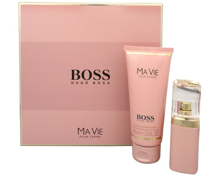 Hugo Boss Ma Vie Pour Femme - EDP 30 ml + tělové mléko 100 ml