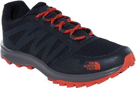 The North Face pohodniški čevlji Litewave Fastpack, črni, 42