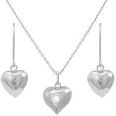Beneto Set šperkov sa srdiečkami AGSET19