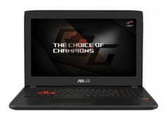 Asus prenosnik ROG STRIX GL502VS-FY110T I7-6700HQ/16GB/SSD 256GB/1TB HDD/GTX1070/W10H (90NB0DD1-M01570)