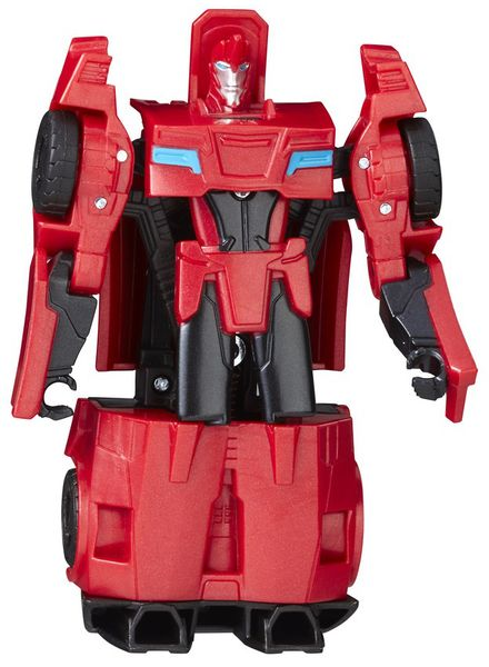 Transformers RID transformace v 1 kroku – Sideswipe