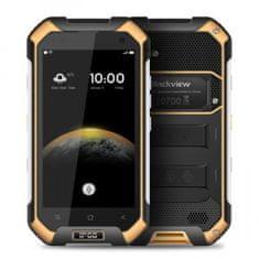 iGET Blackview mobilni telefon BV6000s, crno-žuti