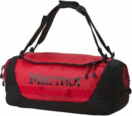 Marmot torba Long Hauler Duffle Bag Medium, rdeča