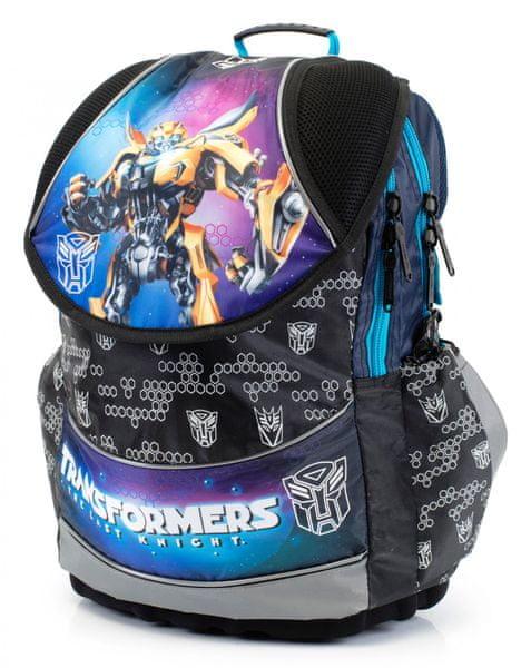 Karton P+P Anatomický batoh PLUS Transformers