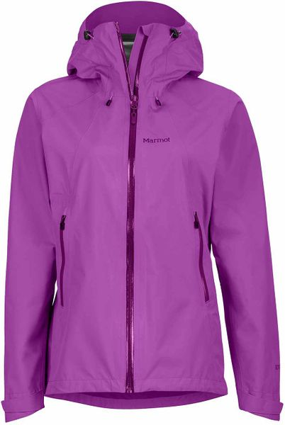 Marmot Wm's Knife Edge Jacket Neon Berry M