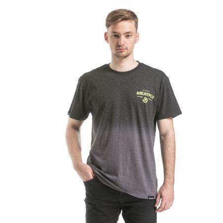 MEATFLY moška majica Spill M siva