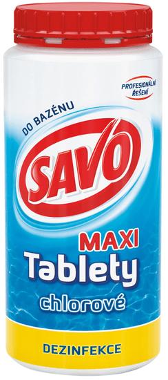 Savo Do Bazénu - Maxi tablety chlorové 1,4