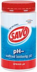 Savo Do Bazéna - pH- zníženie hodnoty ph 1,2 kg