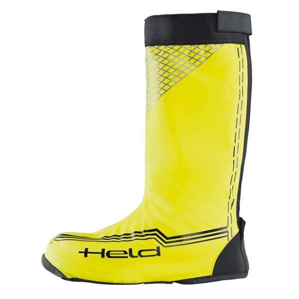 Held nepromokavé návleky na boty vel.L (41-42), fluo žlutá