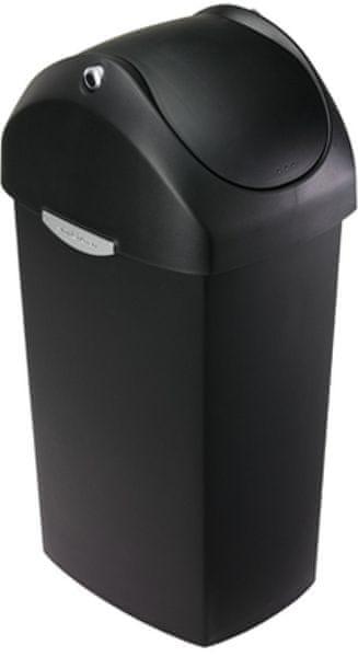 Simplehuman Odpadkový koš 40 l, houpací víko