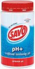 Savo Do Bazéna - Ph + zvýšenie hodnoty ph 900g