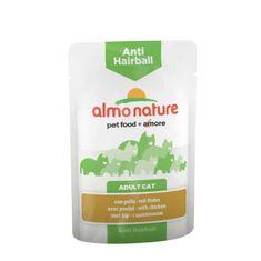 Almo Nature Functional WET Anti-Hairball - kura 12 x 70 g