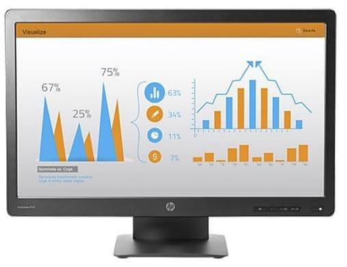 "HP P232 - LED monitor 23"" (K7X31AA)"