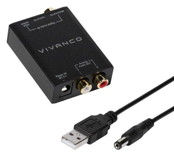 Vivanco Digital / Analog Converter (V-41143)