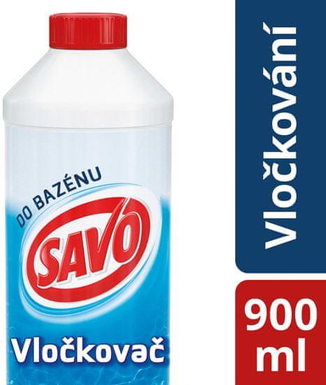 Savo Do Bazénu - Vločkovač 900 ml
