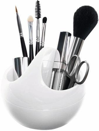 Spirella Make-up basket BOWL, biały