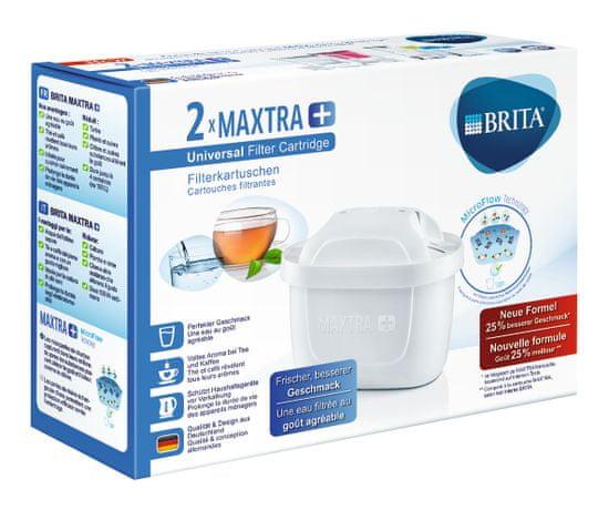 BRITA MaxtraPlus 2 Pack