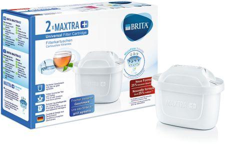 BRITA Wkład filtrujący MaxtraPlus 2 Pack