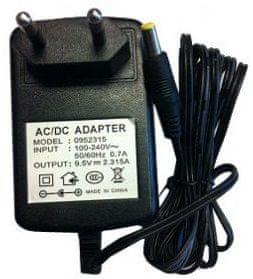PATONA Napájecí adaptér pro Notebook (Asus EEE/4,8x1,7mm konektor; 22W), černá