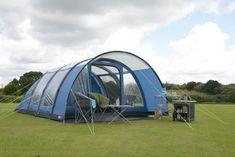 Kampa šator Paloma 6 AIR Advantage, plavi