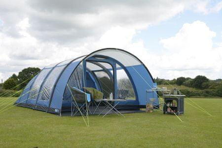 Kampa šotor Paloma 6 AIR Advantage, moder