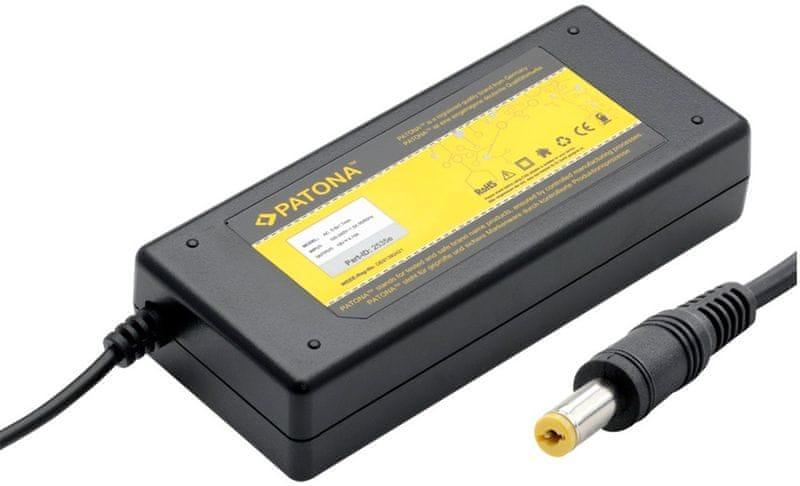 PATONA Napájecí adaptér pro Notebook (Acer/5,5x1,7mm konektor; 90W), černá