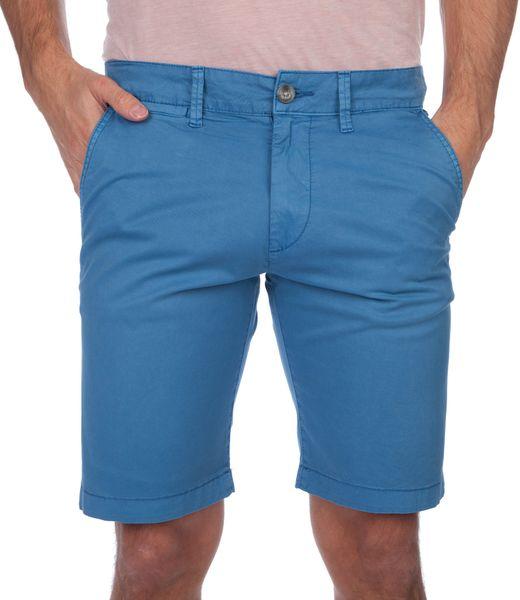 Pepe Jeans pánské kraťasy Mc Queen 33 modrá