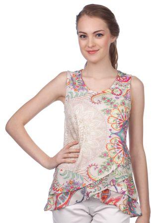 Desigual női felső Sleeveless XL többszínű