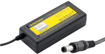 PATONA Patona Napájecí adaptér pro Notebook (5,5x2,5mm konektor; 65W/19V), černá