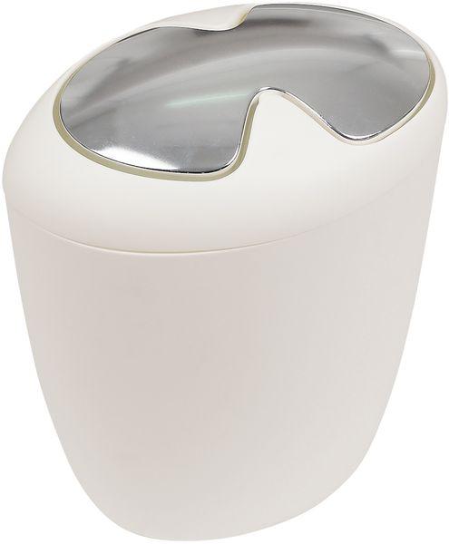Spirella Odpadkový koš ETNA, white