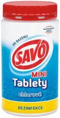 Savo Do Bazéna - Mini tablety chlorové 900 g