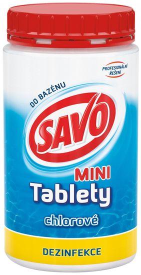 Savo Do Bazénu - Mini tablety chlorové 900 g