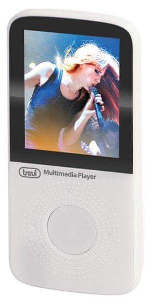 Trevi MPV 1745 SD / 8GB, bílá