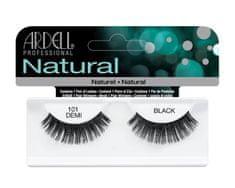 Ardell sztuczne rzęsy Natural Demi Black 101 - 1 para