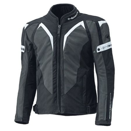 Held pánska športová letná moto bunda  SONIC vel.XXL čierna