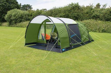 Kampa šotor Paloma 4 AIR Advantage, zelen
