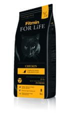 Fitmin cat For Life Chicken 8+1 kg