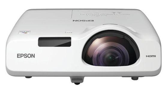 Epson EB-535W 3LCD WXGA projektor, kratka projekcijska razdalja