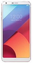 LG G6 32GB, DualSIM, bílá