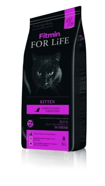 Fitmin cat For Life Kitten 8kg