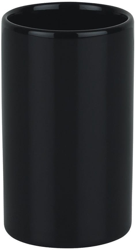 Spirella Kelímek TUBE, black