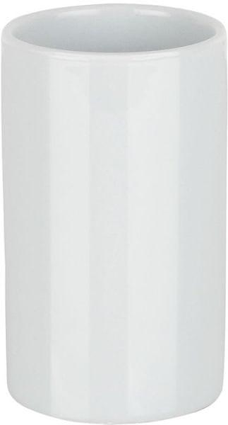 Spirella Kelímek TUBE, white