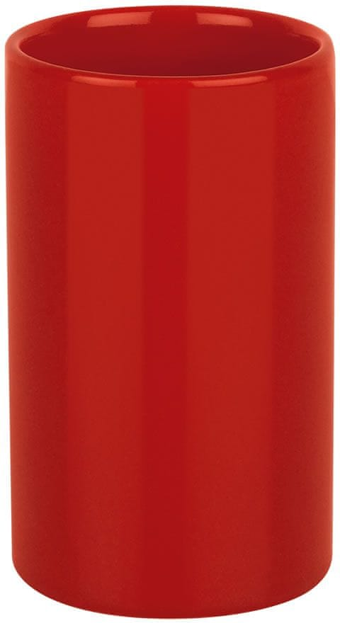 Spirella Kelímek TUBE, red