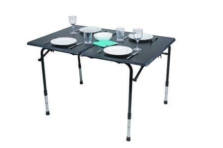Kampa miza za kampiranje Hi-Lo Pro Large