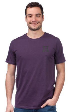 GLOBE moška majica Pirate XL vijolična